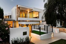 Modern Architecture / What design elements make a house modern?