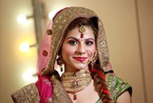 Wedding Make Up / It's your beautiful face people are going to be staring at all night long. Leave a lasting impression with our help