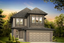 Exteriors / Our very own Design Manager creates beautiful exteriors for our homes!