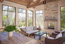 Outdoor Spaces / by Kristi Archer