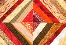 rest stof reepjes quilt