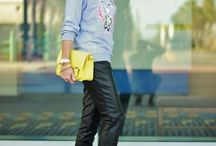 My Style: On the Street!  / Love this look!