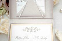 Wedding - Luxury wedding invitation cards