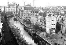 Amsterdamse straten en buurten