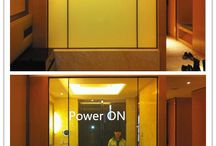 Elektrikli cam filmi