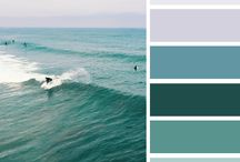 Palette colors