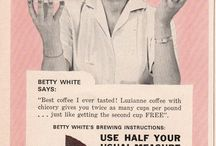 coffee advertising vintage