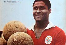 EUSÉBIO da Silva Ferreira / Melhor jogador de todos os tempos ✔️ / by Jota Ene