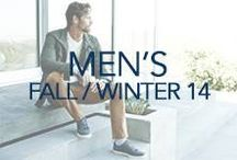MEN'S FALL/WINTER 14 / by Dr. Scholl's Shoes