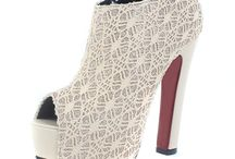 Those Shoes Though.. / by Gina Adamski