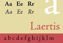 """Type Specimen - Serif / Opzoek naar een Serif Font maar geen idee hoe en waar te zoeken? Bekijk dan eens mijn Serif Fonts specimen (of: preview, sample) board.   Een 'Serif' is het onderdeel van een lettertype dat aan de """"pootjes"""" van de letters uitsteekt. Er bestaan lettertypen zonder schreef (sans serif) en met (serif). Veelgebruikte lettertypes met schreef zijn Times New Roman, Palatino en Georgia."""