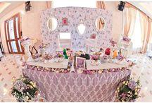 Декор зала
