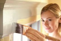 Painting Tips for the Home / by Pamela Stephens