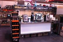 Bristot - Retail / Winkel / Bristot koffie in de retail winkels