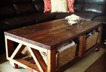 Refinished furniture ideas / by Carrie Bailey