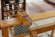 Weaving Looms / There are so many different types of looms! This board covers four shaft looms, eight shaft looms, and so many more. You'll learn to make your own loom and create stunning projects!