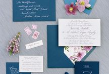 Wonderful Wedding Stationary