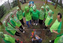 FUN OUTBOUND AND PAINTBALL JKN BEKASI - GEO ADVENTURE INDONESIA