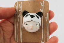 panditas. / Everything that has a panda on it. / by Iris.