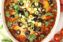 Enchiladas bake chicken