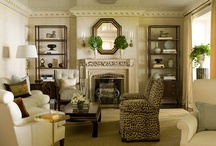 Living Rooms / Living Rooms / by Dena Abney