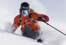Skitouring gear