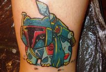 Tattoos / by Danielle Harmon