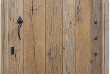 portes chalet