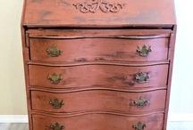 Furniture Redo / Muebles