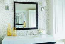 Home Staging: Bathroom Ideas / Inspiration for staging and decorating bathrooms