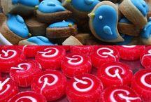 Les réseaux sociaux gourmands / Miam !