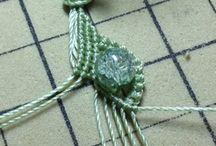 makrama- haft koralikowy