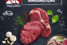FRISSHÚS - MARHA / Vas Zsolt hentes, a SPAR frissőre ajánlja Regnum húsüzemünk friss húsait. Néhány szó a húsfélékről és egy-egy tízpontos recept az elkészítésükhöz. Ez persze csak ízelítő, az igazi húsevőknek a www.frisshus.hu oldalunkat tartogatjuk.