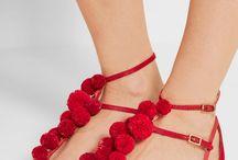 sandals ethnic
