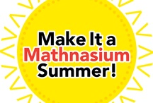 Summer at Mathnasium