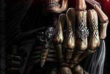 Reapers & skulls