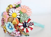 Flower Jewelry / by Cathy Ecton