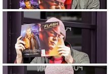 Arrow, The Flash & LOT