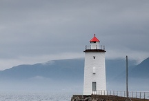 Lighthouses 燈塔 / Yes, I will drive a hundred miles out of my way for a shepherd ocean.....