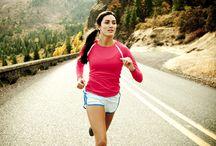 Running / by Kristina Dawn