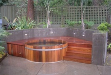 viřivka a sauna