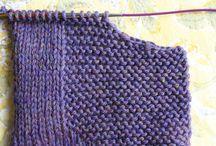 Conseils tricots