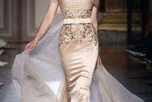 Wonderful winter gowns