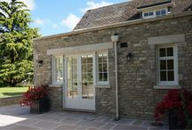 Blake - Extension ideas / Timber, Glass, Stone ... extensions