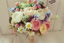Gelin Çiçekleri-Bridal Bouquet / #gelin çiçeği #gelin buketi #wedding #bridal bouquet @flower #çiçek