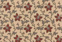 Richmond Reds / Enjoy the vivid collection of the Richmond Reds Collection at Friendship Star Quilt Shop.