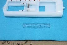 costurar peças