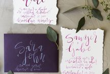 Script / by Jennifer :: Jen Rios Weddings
