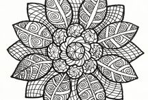 Coloring Pages / All that's left is to get a box of colored pencils!