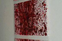 Bloody blood